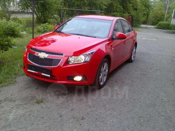 Chevrolet Cruze, 2012 год, 710 000 руб.