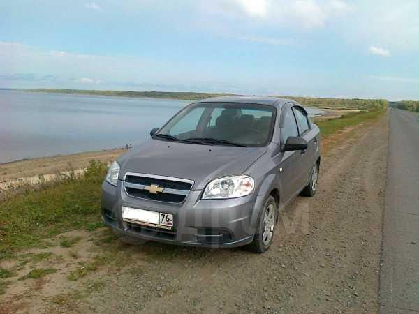 Chevrolet Aveo, 2008 год, 310 000 руб.