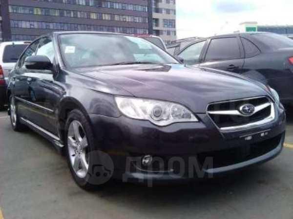 Subaru Legacy B4, 2007 год, 660 000 руб.