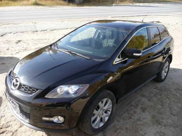 Mazda CX-7, 2007 год, 630 000 руб.