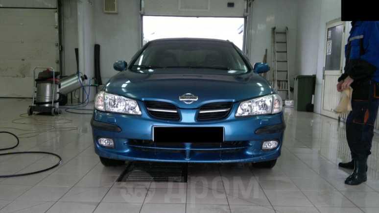 Nissan Almera, 2001 год, 220 000 руб.