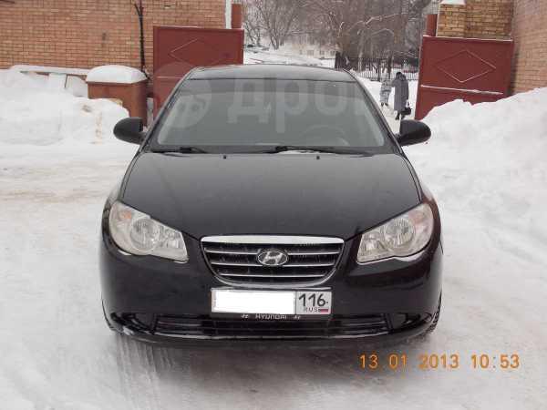 Hyundai Elantra, 2007 год, 320 000 руб.