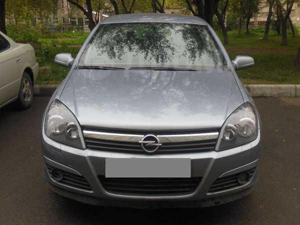 Opel Astra, 2005 год, 359 000 руб.