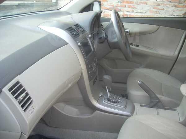Toyota Corolla Fielder, 2008 год, 520 000 руб.