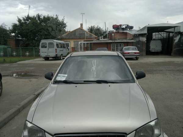 Hyundai Accent, 2006 год, 254 000 руб.