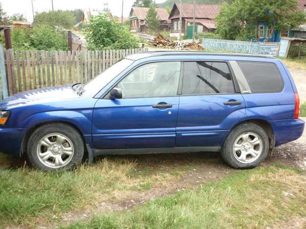 Subaru Forester, 2003 год, 390 000 руб.