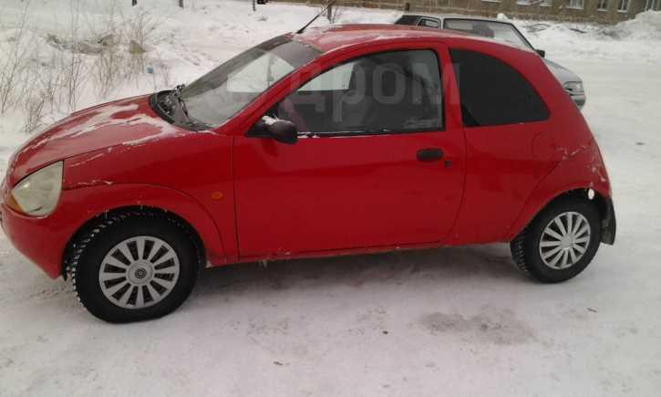 Ford Ka, 1998 год, 120 000 руб.