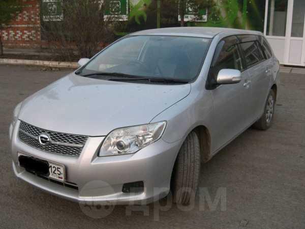 Toyota Corolla Fielder, 2008 год, 395 000 руб.