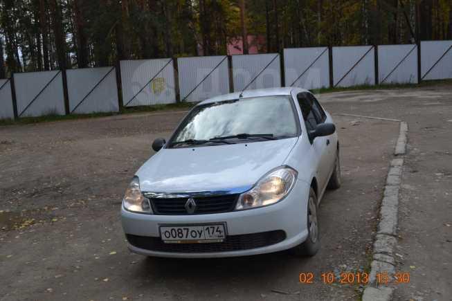 Renault Symbol, 2010 год, 350 000 руб.