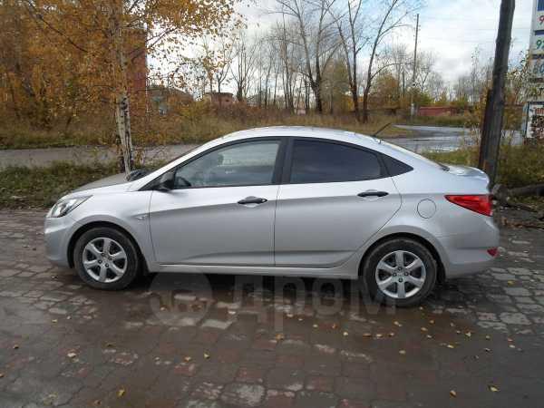 Hyundai Solaris, 2011 год, 547 000 руб.