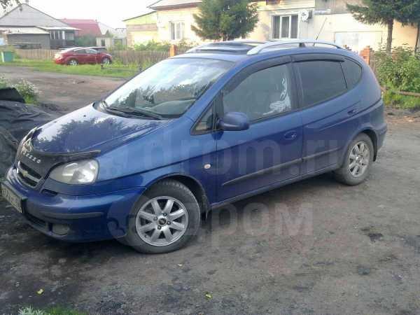 Chevrolet Rezzo, 2007 год, 360 000 руб.