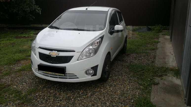 Chevrolet Spark, 2011 год, 370 000 руб.