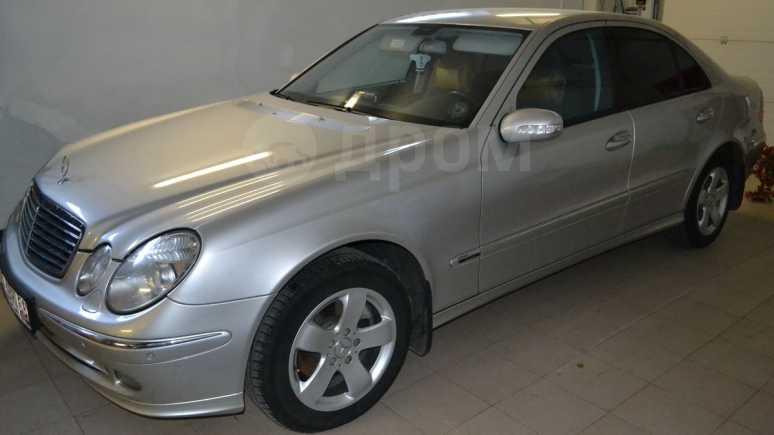 Mercedes-Benz E-Class, 2004 год, 750 000 руб.