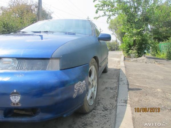 Opel Calibra, 1992 год, 160 000 руб.