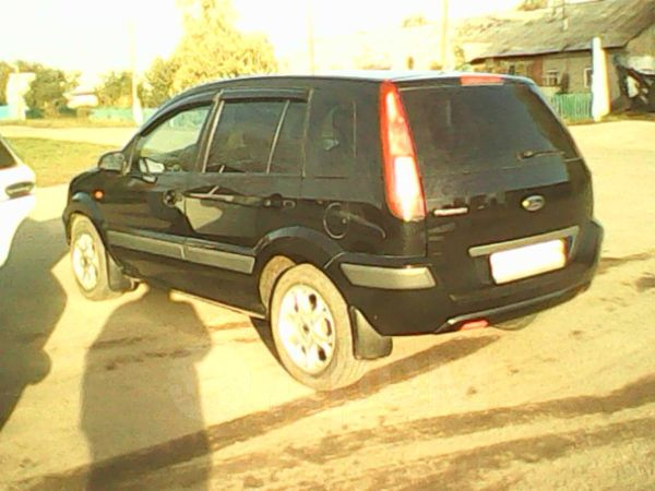 Ford Fusion, 2007 год, 369 000 руб.