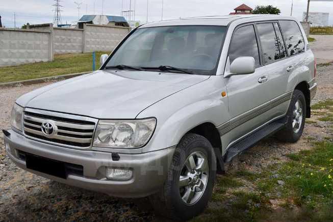 Toyota Land Cruiser, 2006 год, 1 280 000 руб.