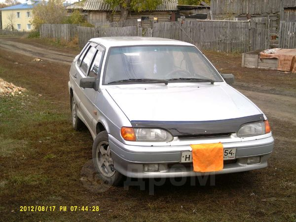 Лада 2115 Самара, 2002 год, 135 000 руб.