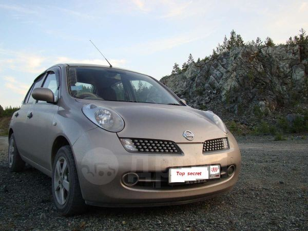 Nissan March, 2007 год, 290 000 руб.