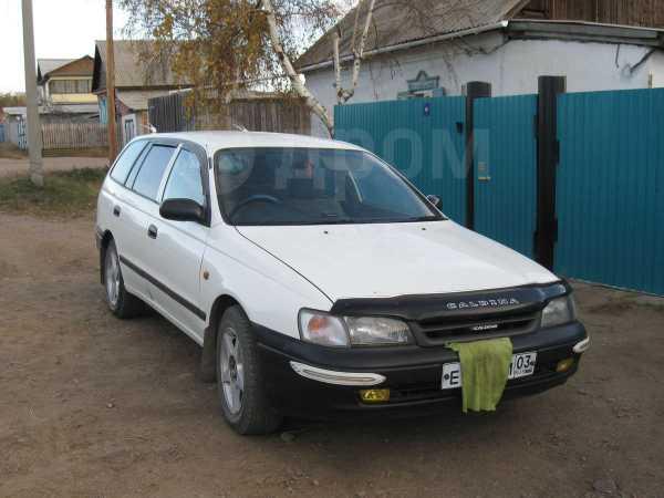 Toyota Caldina, 1998 год, 220 000 руб.