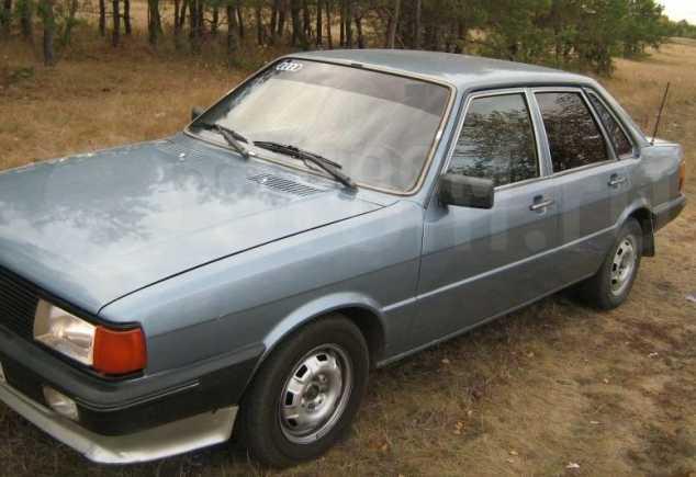 Audi 80, 1986 год, 58 000 руб.