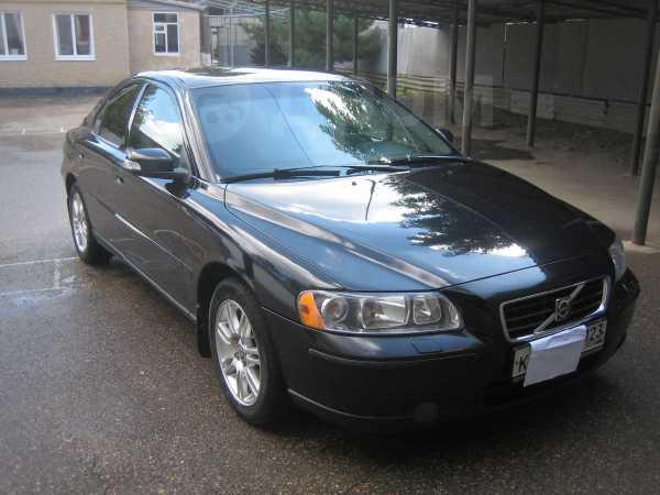 Volvo S60, 2007 год, 530 000 руб.
