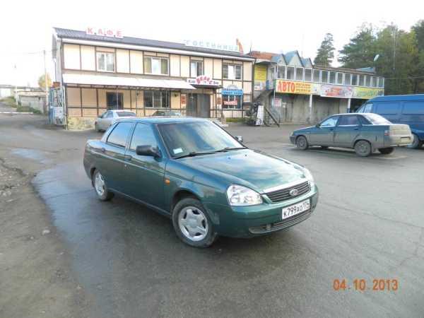 Лада Приора, 2007 год, 215 000 руб.