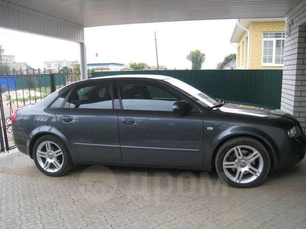 Audi A4, 2002 год, 450 000 руб.