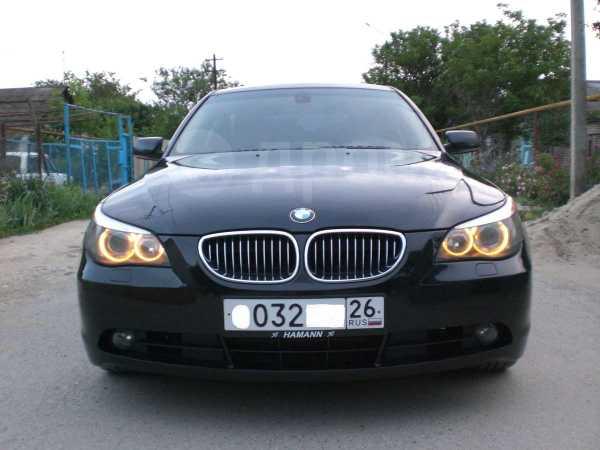 BMW 5-Series, 2004 год, 640 000 руб.
