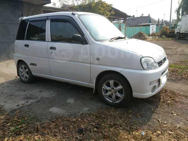 Subaru Pleo, 2007 год, 155 000 руб.