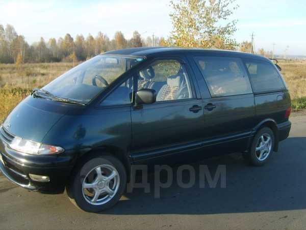 Toyota Estima Lucida, 1993 год, 205 000 руб.
