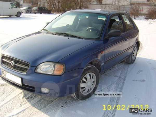 Suzuki Baleno, 1999 год, 100 000 руб.