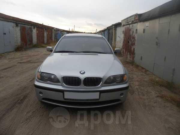 BMW 3-Series, 2004 год, 460 000 руб.