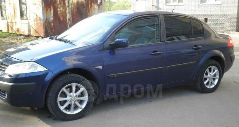 Renault Megane, 2005 год, 270 000 руб.