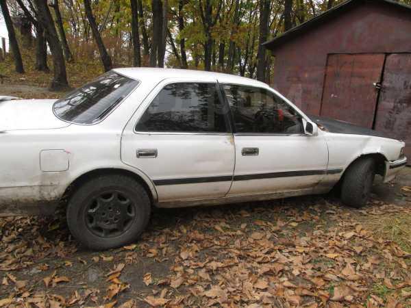 Toyota Cresta, 1989 год, 45 000 руб.