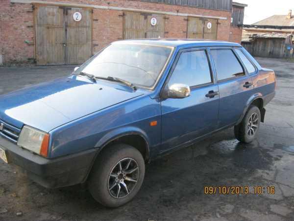 Лада 21099, 1998 год, 120 000 руб.