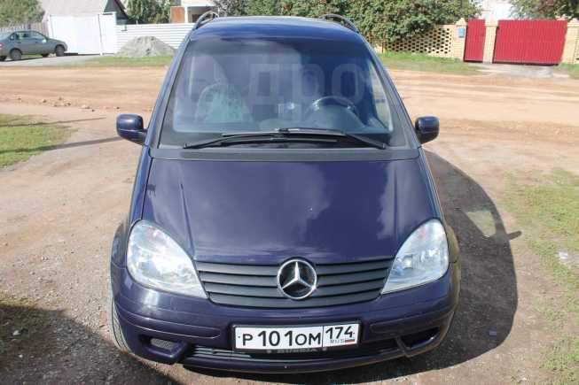 Mercedes-Benz Vaneo, 2002 год, 390 000 руб.