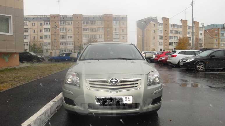 Toyota Avensis, 2008 год, 555 000 руб.