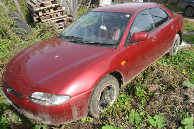 Mazda Lantis, 1996 год, 120 000 руб.