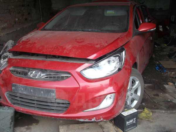 Hyundai Accent, 2011 год, 150 000 руб.