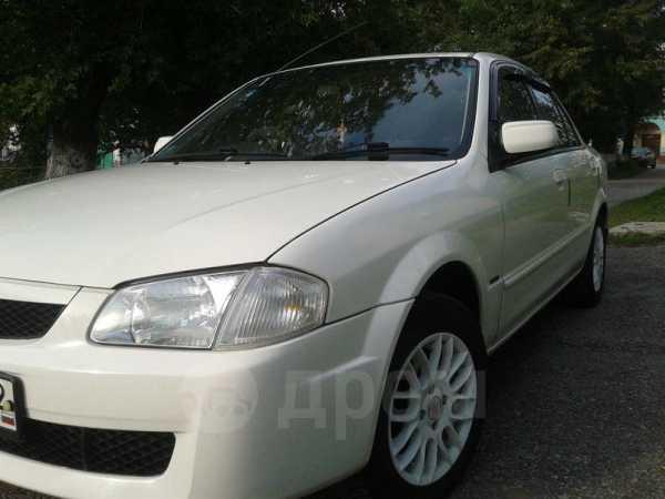 Mazda Familia, 1999 год, 180 000 руб.