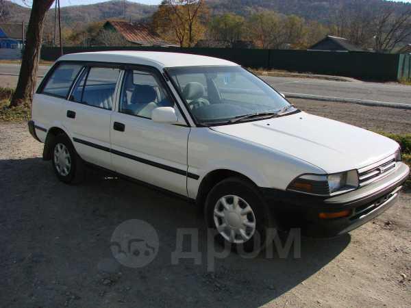 Toyota Corolla, 1990 год, 85 000 руб.