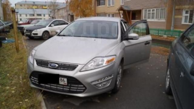 Ford Mondeo, 2010 год, 750 000 руб.