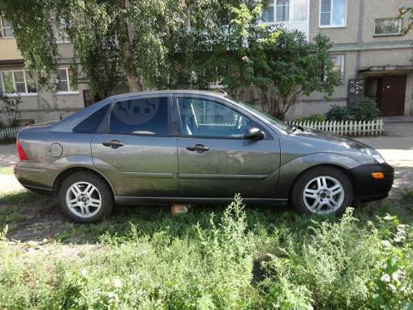 Ford Focus, 2002 год, 195 000 руб.