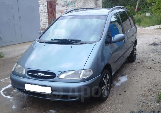 Ford Galaxy, 2000 год, 230 000 руб.