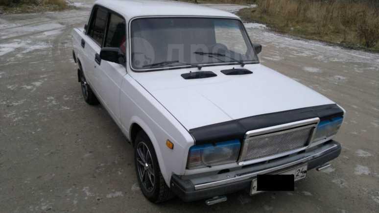 Лада 2107, 2001 год, 79 000 руб.