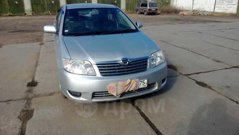 Toyota Corolla, 2004 год, 372 000 руб.