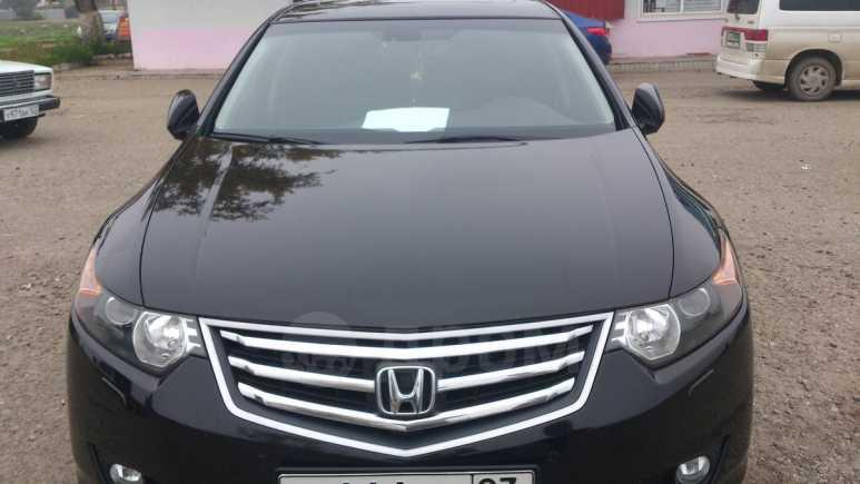 Honda Accord, 2008 год, 770 000 руб.