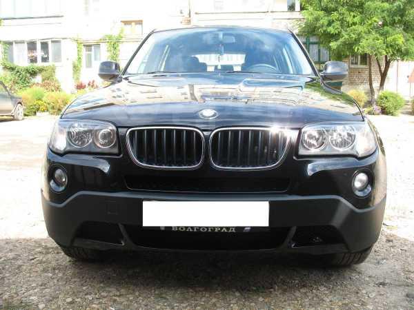 BMW X3, 2010 год, 990 000 руб.