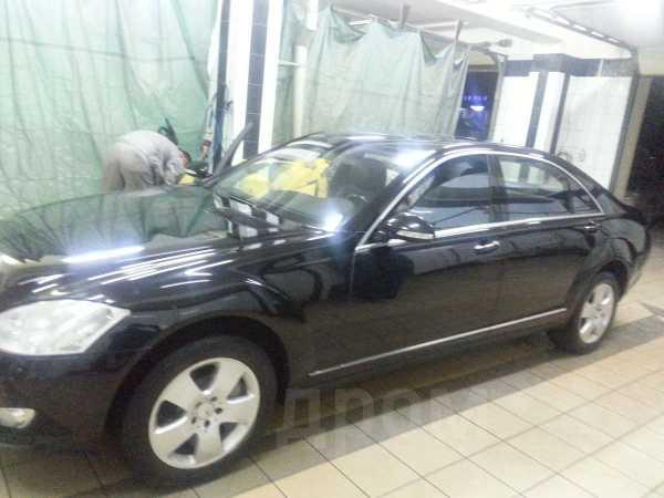 Mercedes-Benz S-Class, 2006 год, 1 400 000 руб.