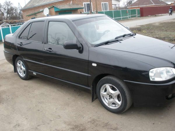 Chery Amulet A15, 2006 год, 195 000 руб.